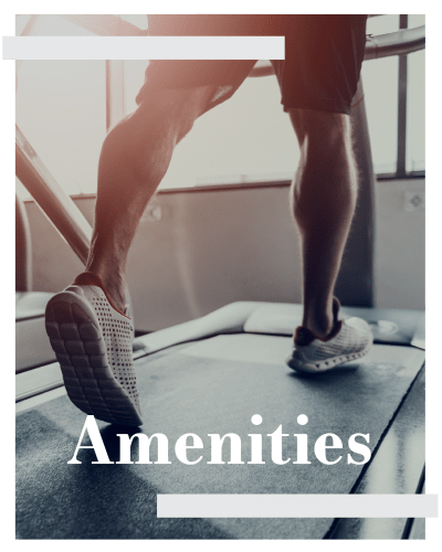 View our amenities at Lakeview Townhomes at Fox Valley in Aurora, Illinois