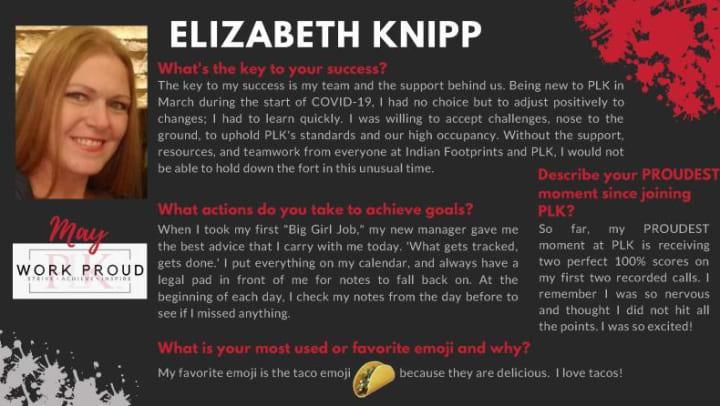 Elizabeth Knipp bio photo