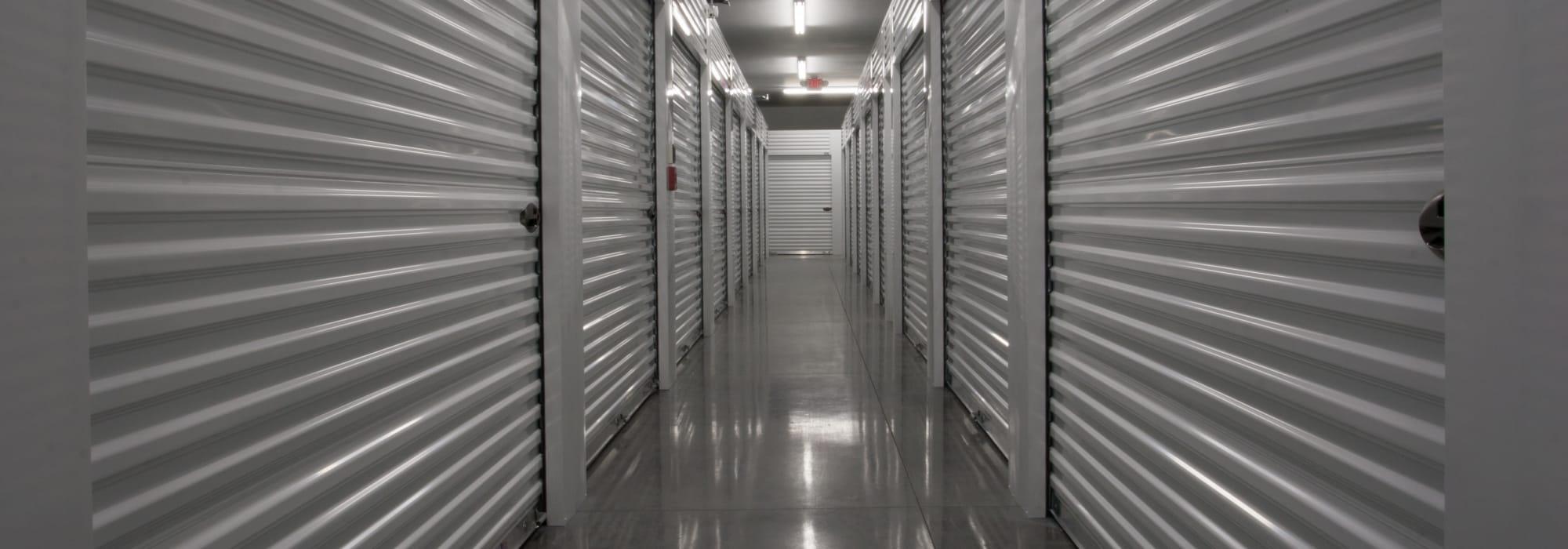 Self storage in Huntsville AL