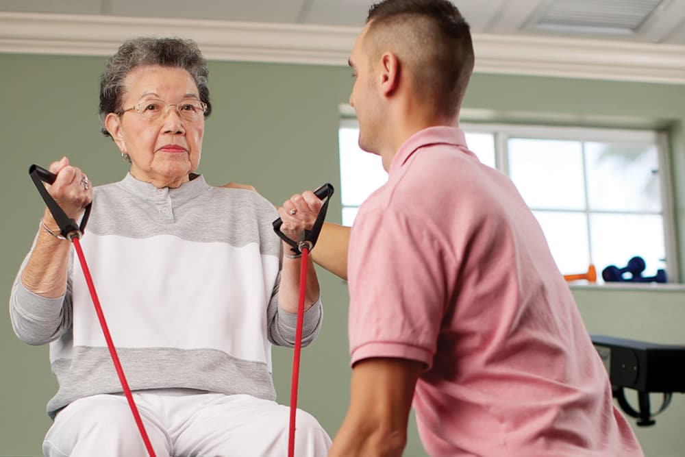 Physical therapy in Bonita Springs