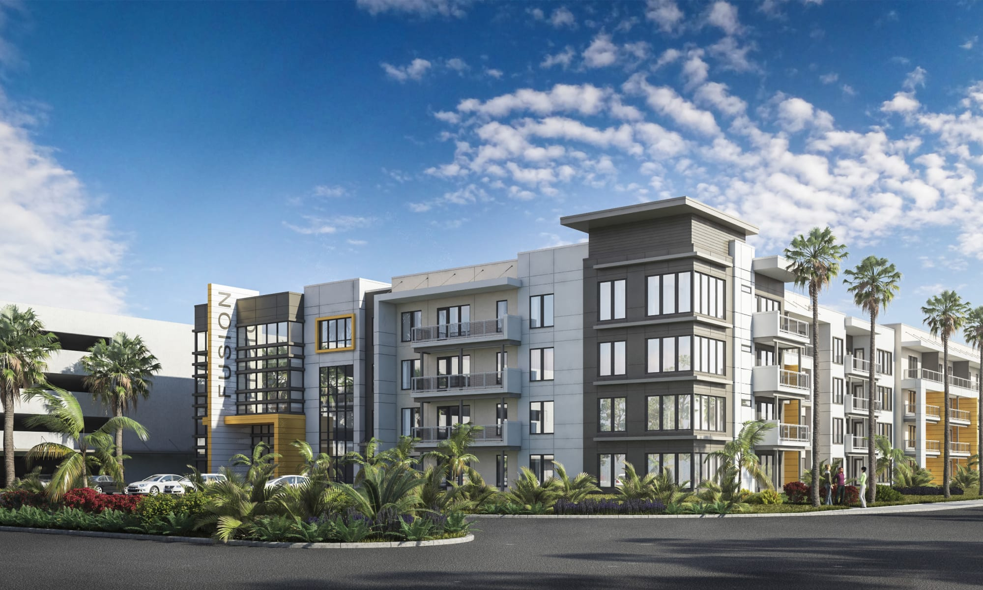 Apartments at Fusion in Jacksonville, Florida