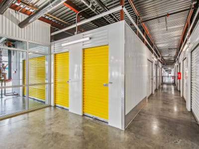 Interior view of the leasing office at Storage Star Mopac in Austin, Texas