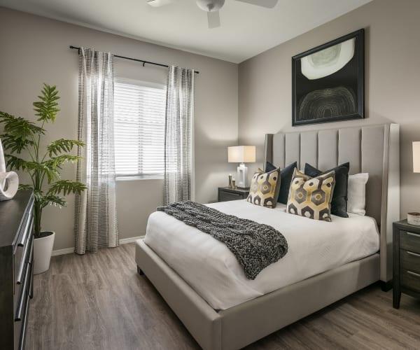 Bedroom at TerraLane at Canyon Trails in Goodyear, Arizona