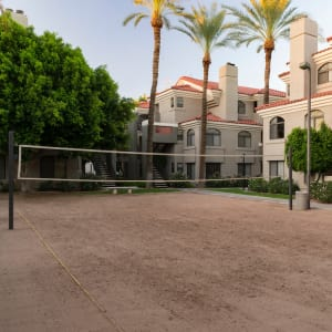 Amenities at San Marin at the Civic Center in Scottsdale, Arizona