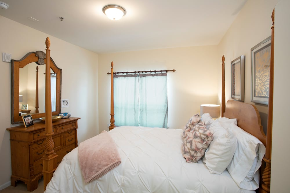 Bedroom at The Harmony Collection at Columbia in Columbia, South Carolina