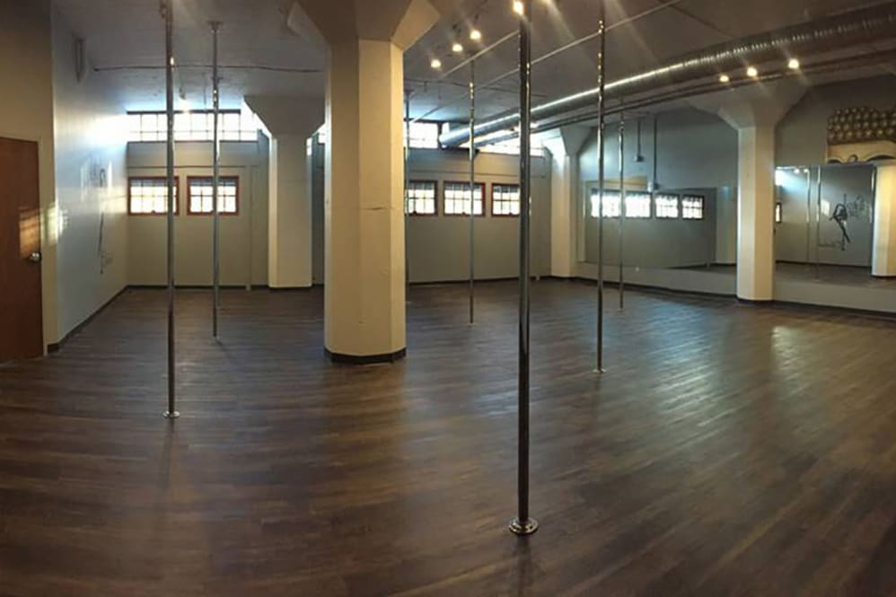 Dance studio near The Bingham in Cleveland, Ohio