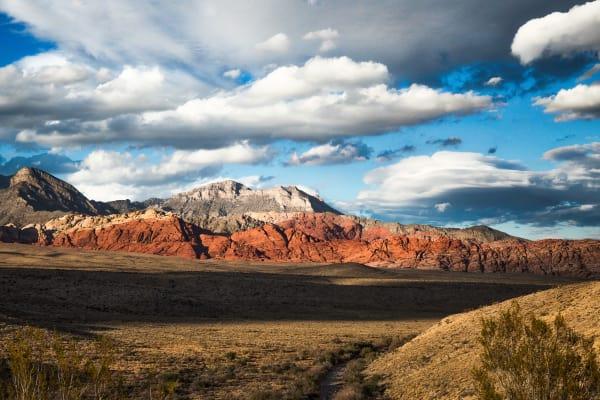 Nevada scenic views