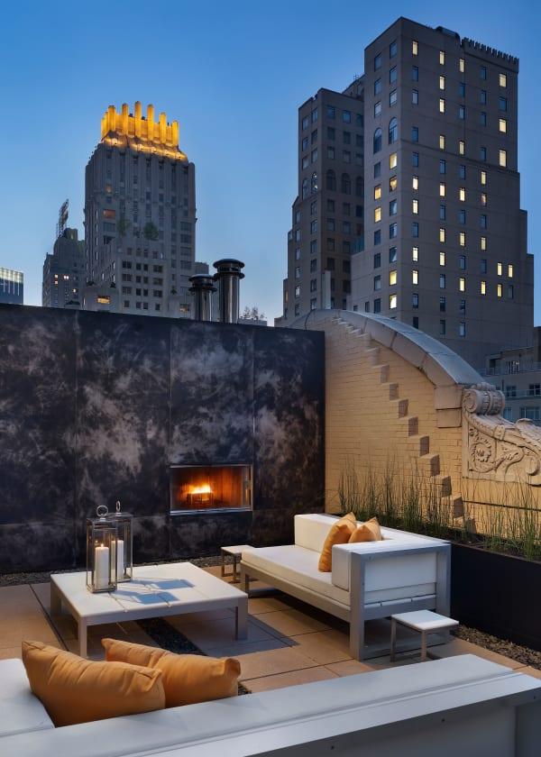 Electra America AKA Central Park Sky Suite Terrace