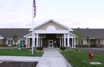 Link to Stonegate Health Campus's The Willows at Howell location