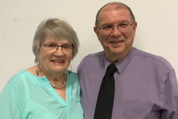 Jan and Jerry Peters at Camellia Gardens Gracious Retirement Living in Maynard, Massachusetts
