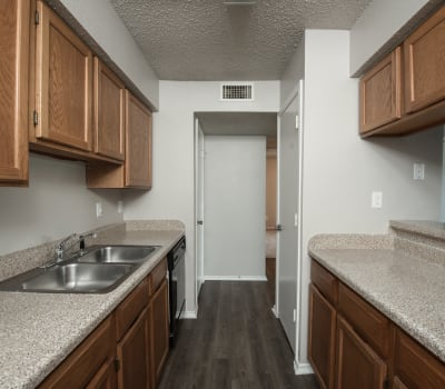View our floor plans at The Corners Apartments