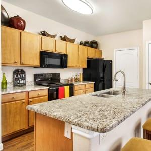 Floor Plans at Onion Creek Luxury Apartments in Austin, Texas