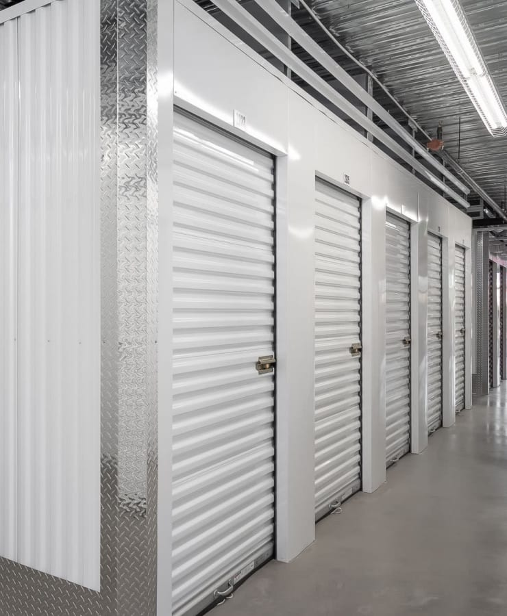Indoor units at StorQuest Express - Self Service Storage in Gilbert, Arizona