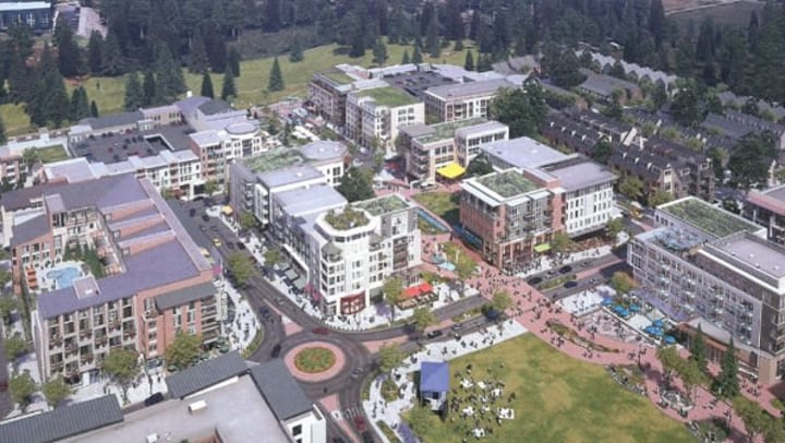 Sammamish Town Center
