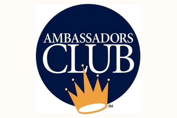 Ambassadors Club graphic at Discovery Senior Living in Bonita Springs, Florida