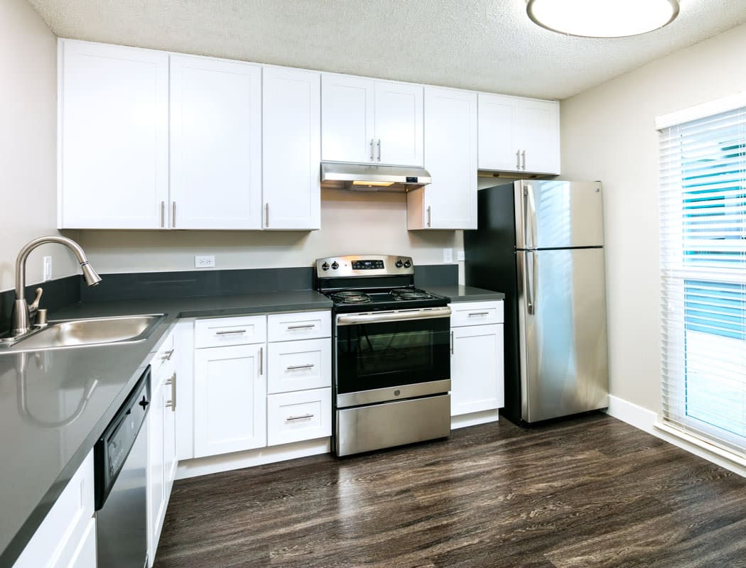 In-home features at 1038 on Second in Lafayette, California