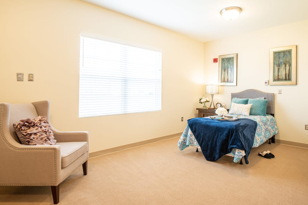 Studio apartment at Harmony at Hope Mills in Fayetteville, North Carolina