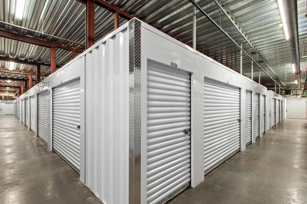 indoor units at My Neighborhood Storage Center in Durham, North Carolina
