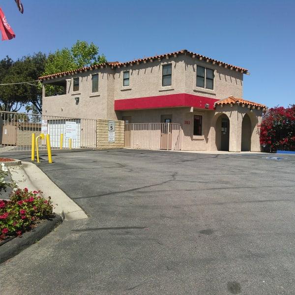 Exterior at StorQuest Self Storage in Camarillo, California