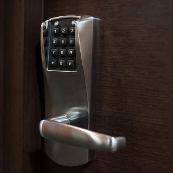 Summerfield Apartment Homes offers Keyless Access to its upgraded units