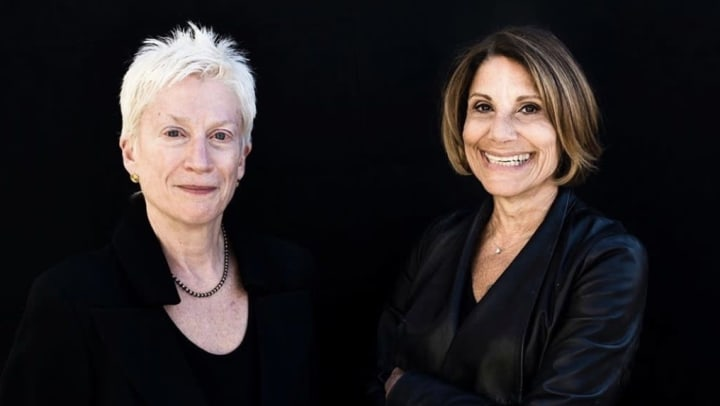 Lustre founders Erica Baird and Karen Wagner