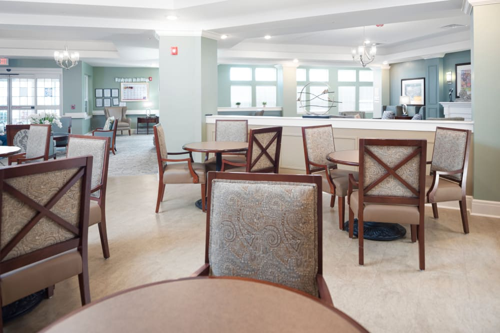Bistro at Harmony at Spring Hill in Lorton, Virginia
