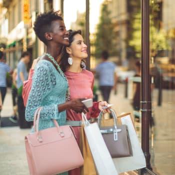 Shopping near Ladera in Lafayette, California