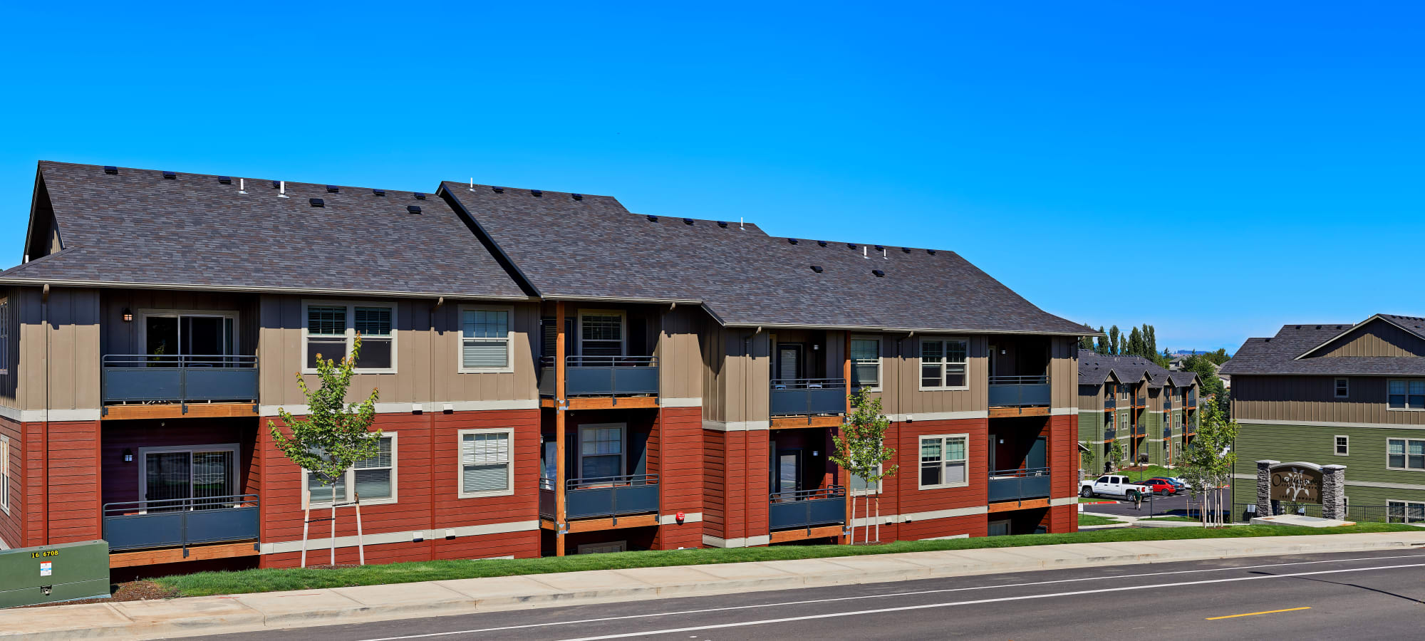 Apartments at Orchard Ridge in Salem, Oregon