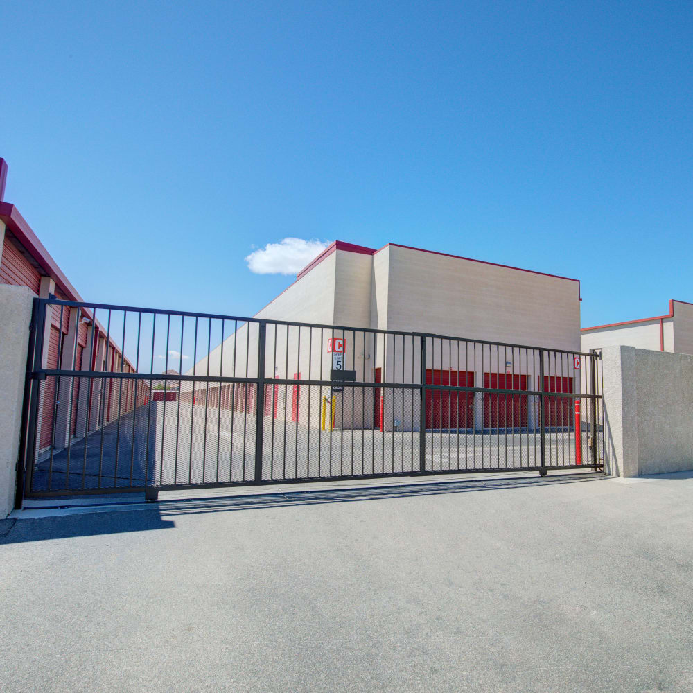 Entrance to My Self Storage Space in Spring Valley, Nevada