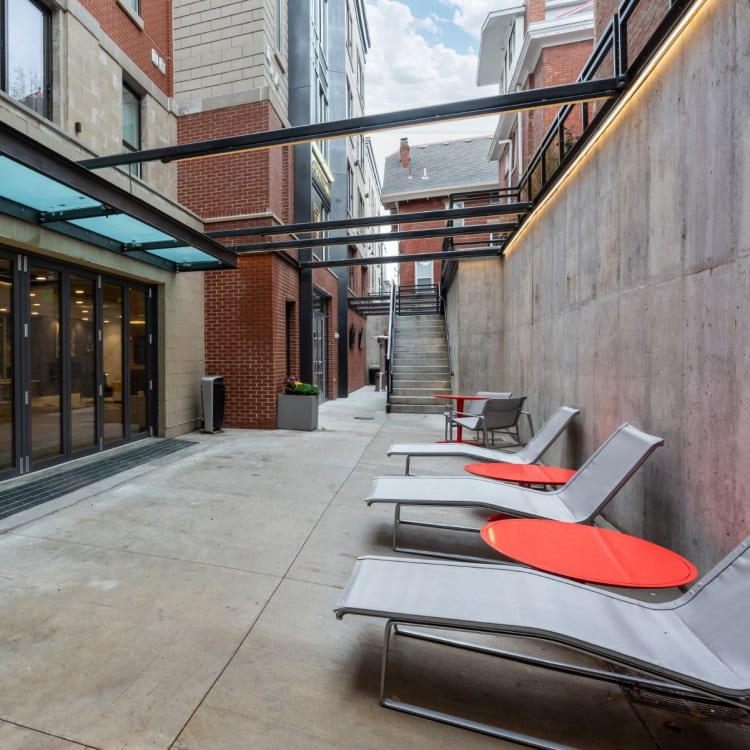 View our community perks at The View on Pavey Square in Columbus, Ohio
