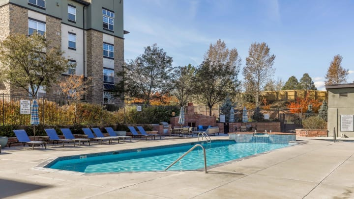 Summit at Flatirons Apartments a Mission ROck Residential property