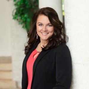 Team member Tammy Hartford at CREA Management in Austin, Texas