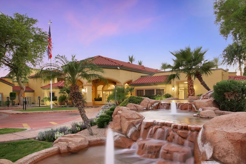 Exterior of Tresa at Arrowhead Apartments in Glendale, Arizona