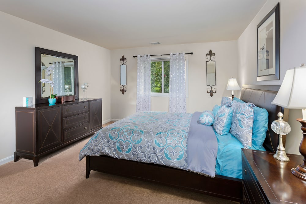 Spacious Bedroom at The Verona at Oakland Mills