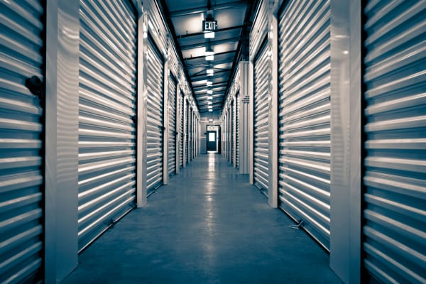 Climate-controlled units at ABC Mini Storage in Washington