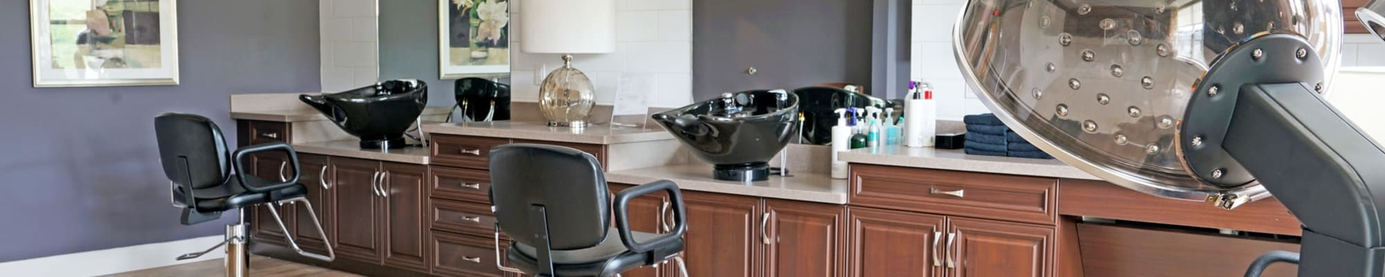 Services & Amenities at Harmony at White Oaks in Bridgeport, West Virginia