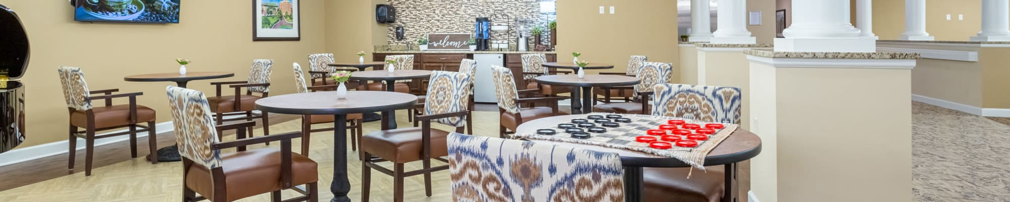 Our Community at The Harmony Collection at Roanoke - Assisted Living in Roanoke, Virginia