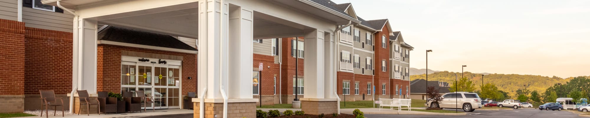 Map & Directions to The Harmony Collection at Roanoke - Assisted Living in Roanoke, Virginia