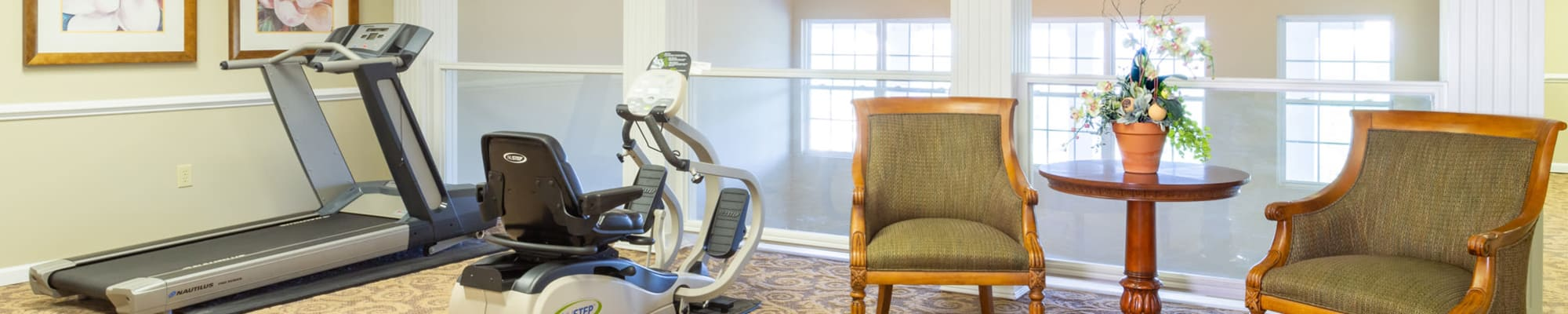 Services & Amenities at The Harmony Collection at Roanoke - Independent Living in Roanoke, Virginia