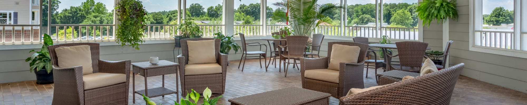 Our Community at Harmony at Five Forks in Simpsonville, South Carolina