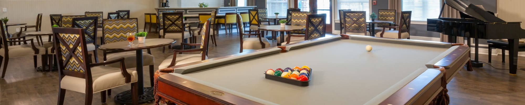 Activities & Events at Harmony at Five Forks in Simpsonville, South Carolina