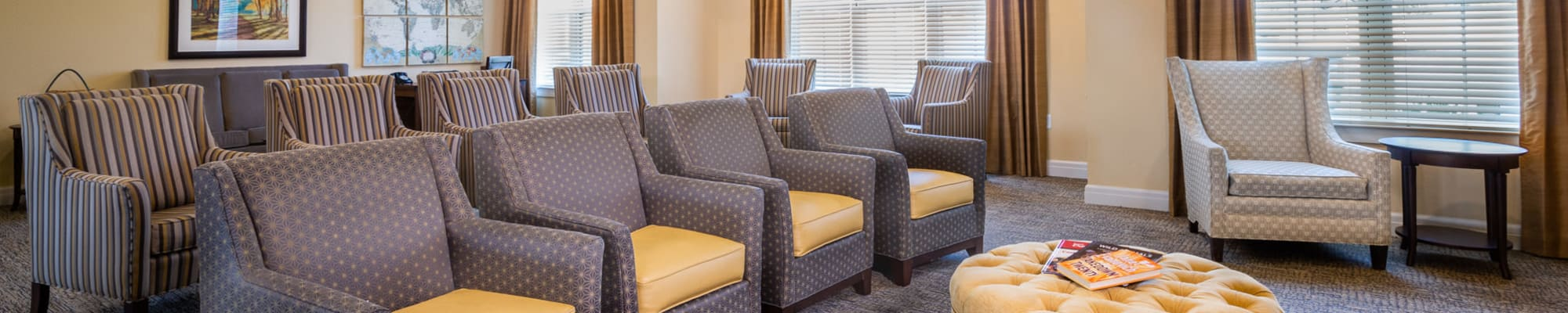 Family Resources at Harmony at Five Forks in Simpsonville, South Carolina