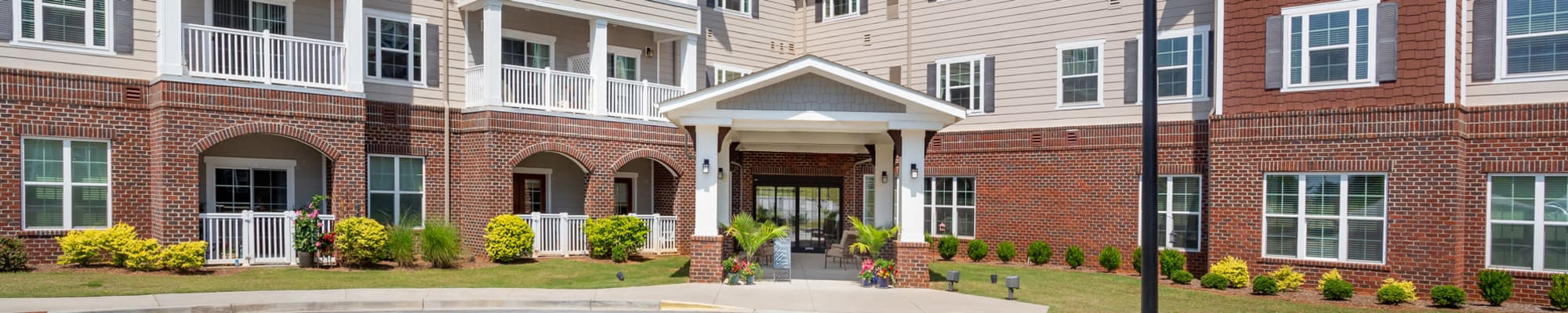Map & Directions to Harmony at Five Forks in Simpsonville, South Carolina