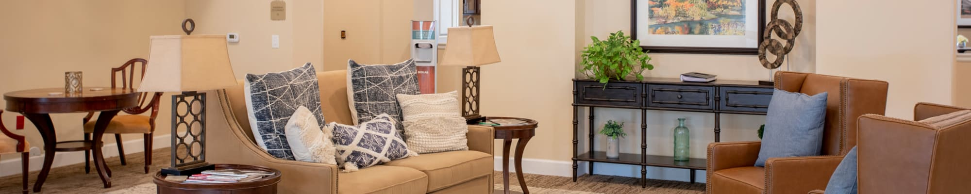 Living Options at The Harmony Collection at Columbia in Columbia, South Carolina