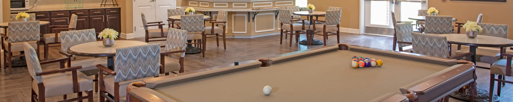 Activities & Events at The Harmony Collection at Columbia in Columbia, South Carolina