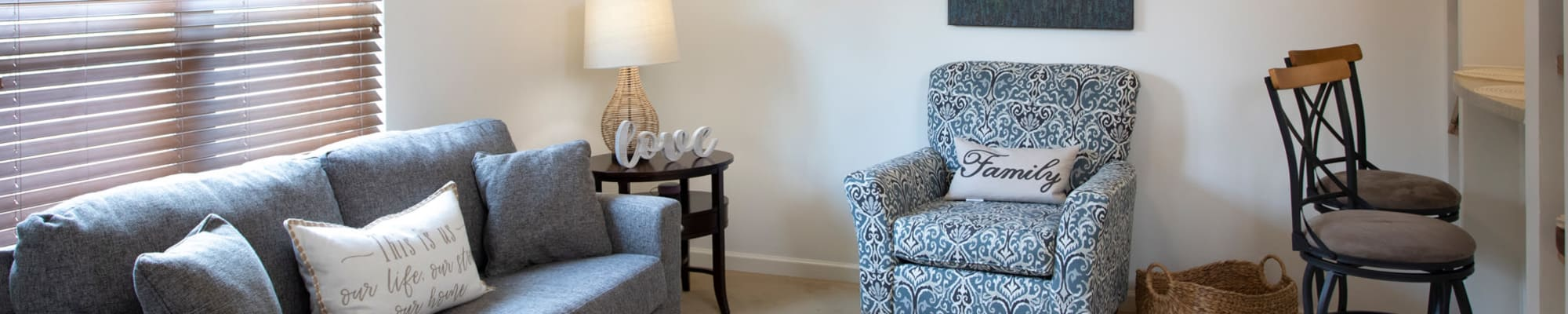 Floor Plans at The Harmony Collection at Columbia in Columbia, South Carolina