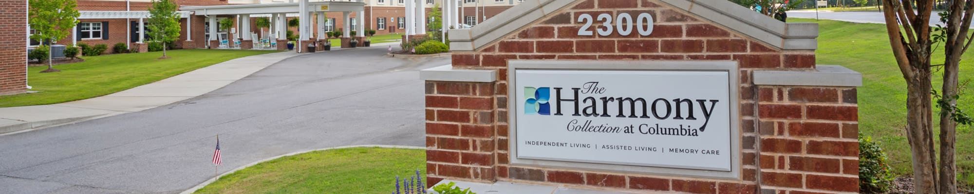 Contact Us at The Harmony Collection at Columbia in Columbia, South Carolina