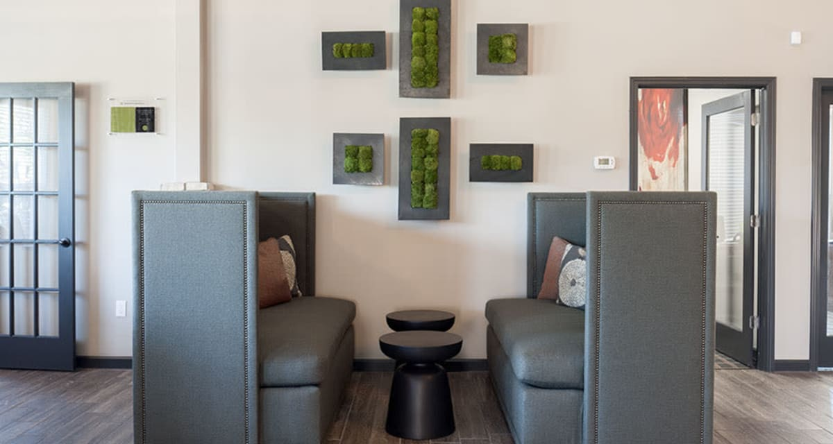 Our apartments in Carrollton, Texas showcase a luxury clubhouse