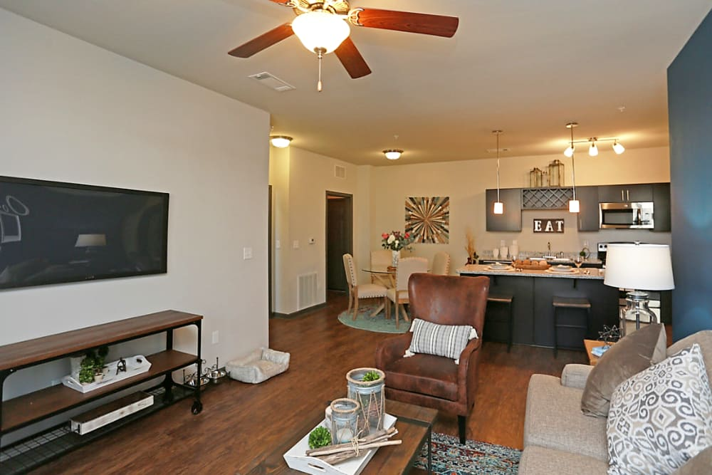 Luxury Open Concept Apartments Springs at 2534 In Johnstown