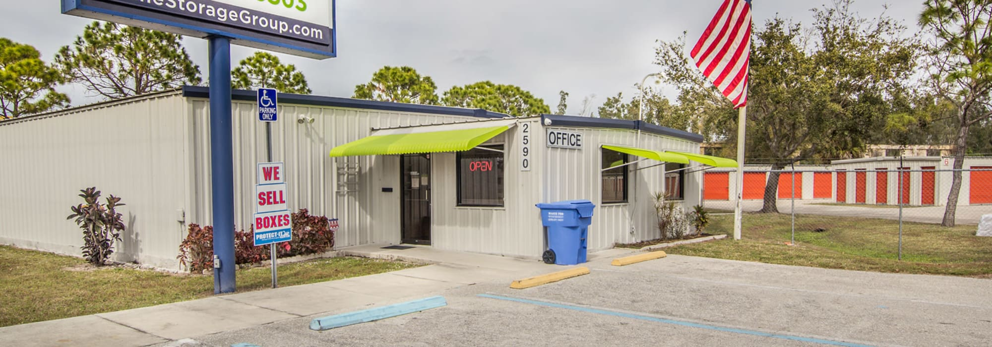 Prime Storage in North Fort Myers, FL